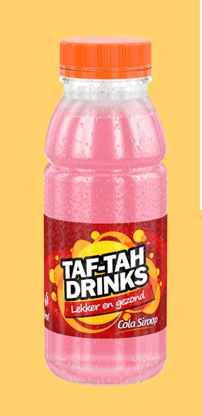 cola siroop bottle